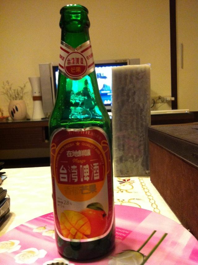 taiwan fruit beer