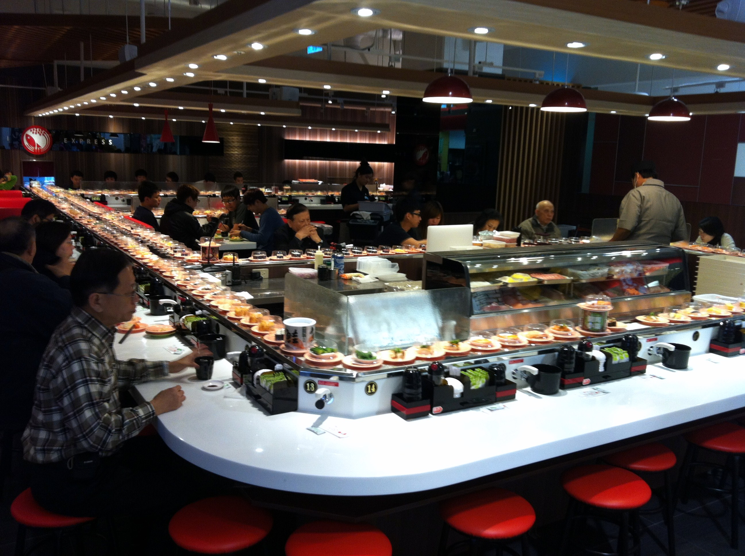 About japanese food in taipei germany trips for Asian cuisine restaurant